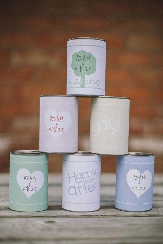 Decorated Cans: 70 Cool Ideas to Make at Home 58