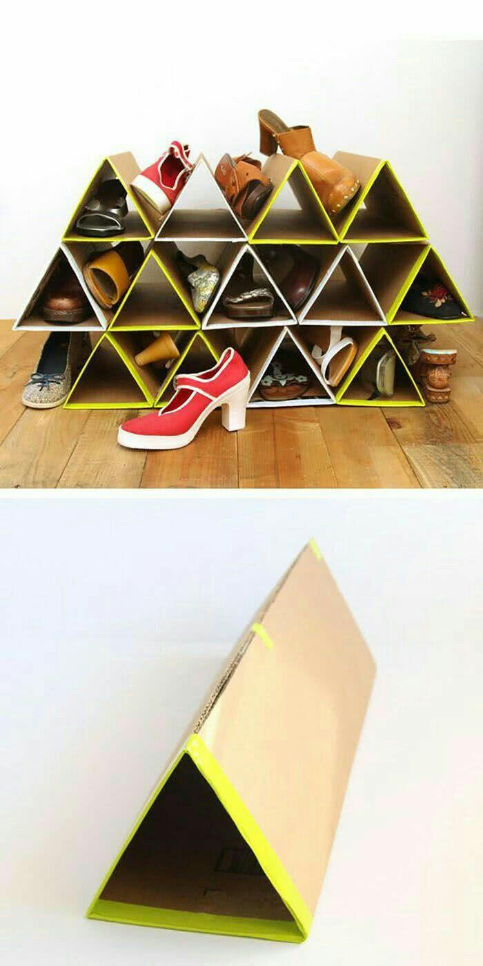 60 ideas and tips on how to organize shoes 57