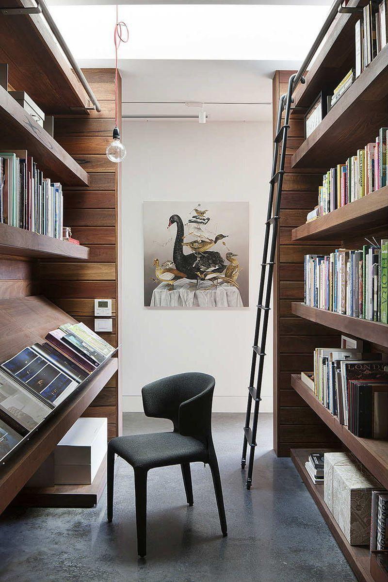 Reading corner: 60 decorating ideas and how to do it 14