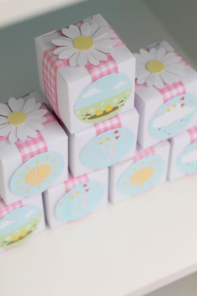 Peppa Pig Souvenirs: 50 decorating ideas and step by step 31