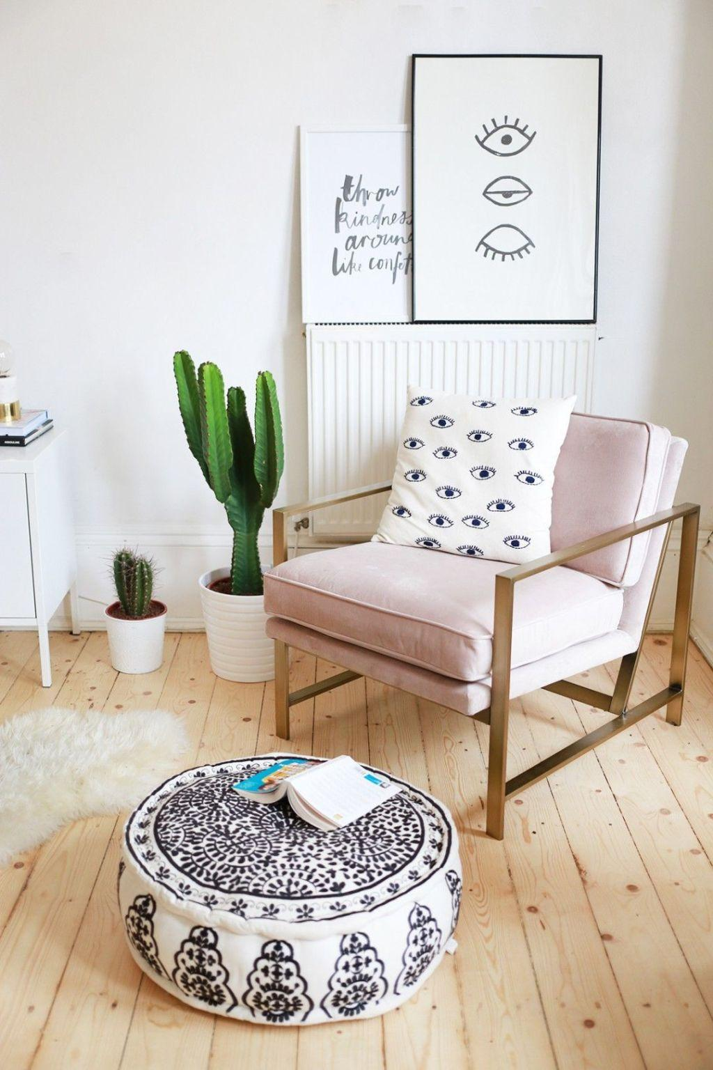 Reading Corner: 60 decorating ideas and how to make 20