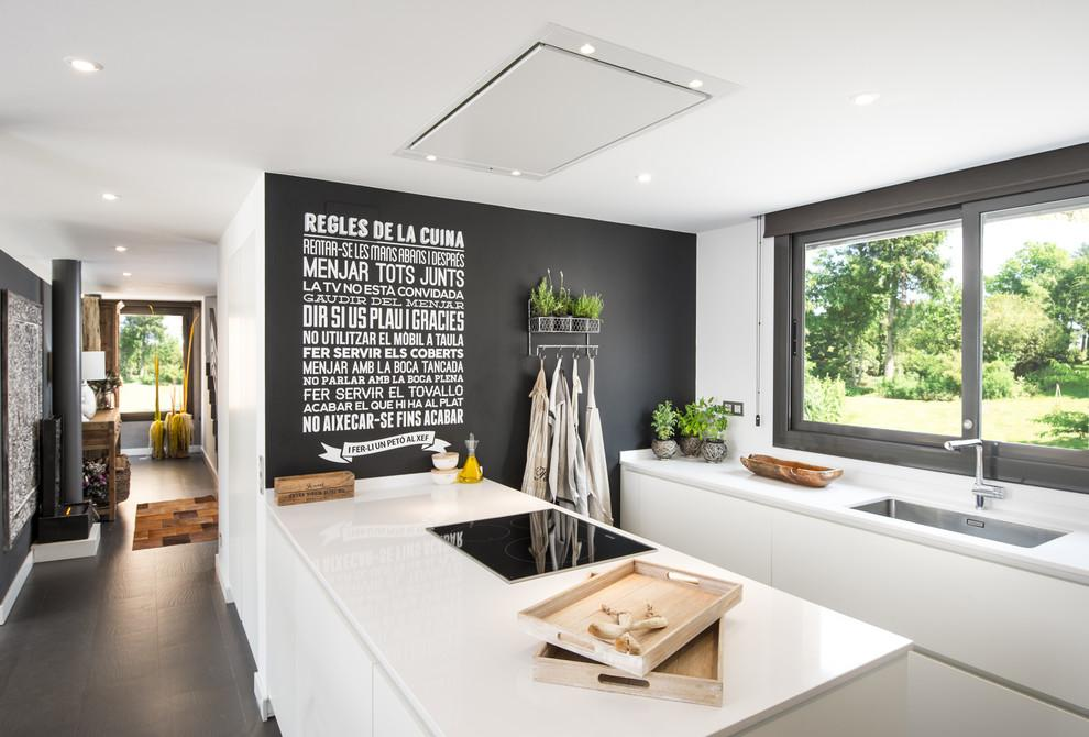 Wallboard: 84 ideas, photos and how to do step by step 2
