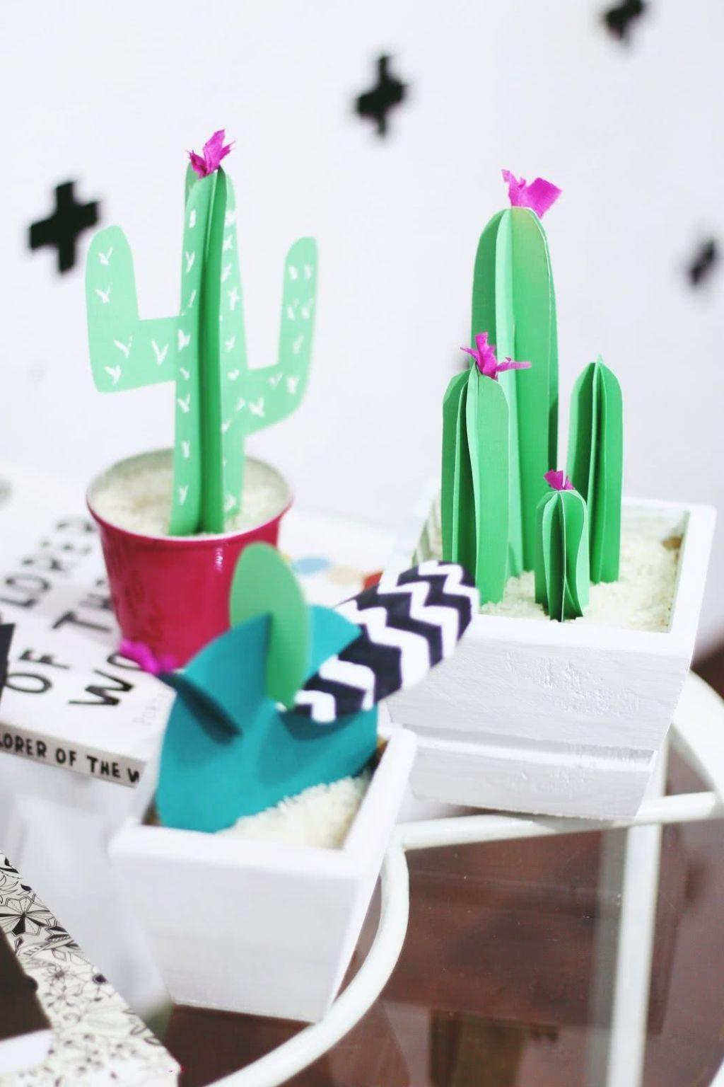 Cacti at home: 60 inspirations to decorate with the plant 46