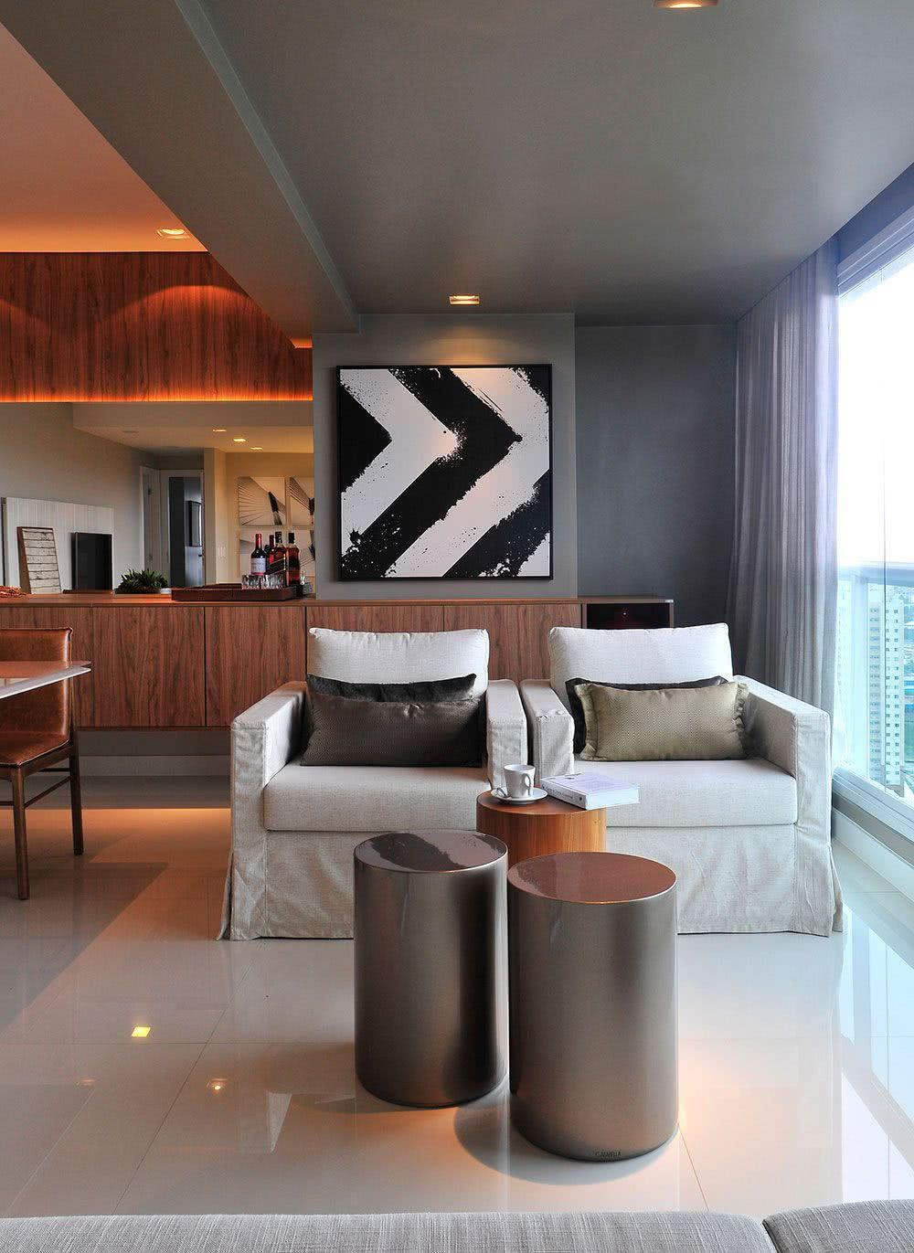 Black and white decoration: 60 ideas to inspire yourself 26