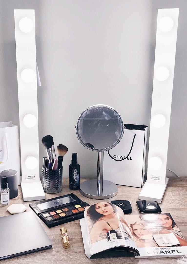 Practical dressing table
