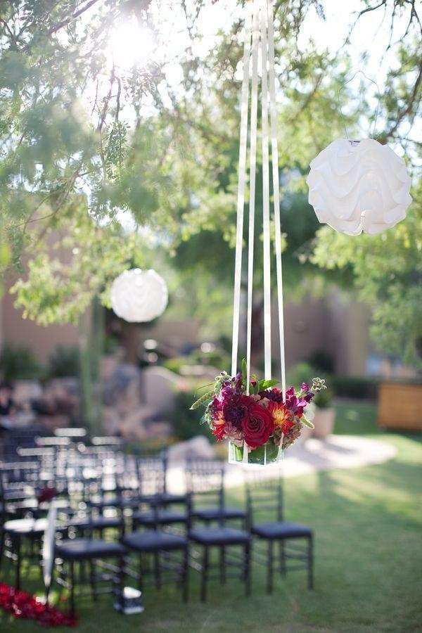 Wedding arrangements: 70 ideas for table, flowers and decoration 63