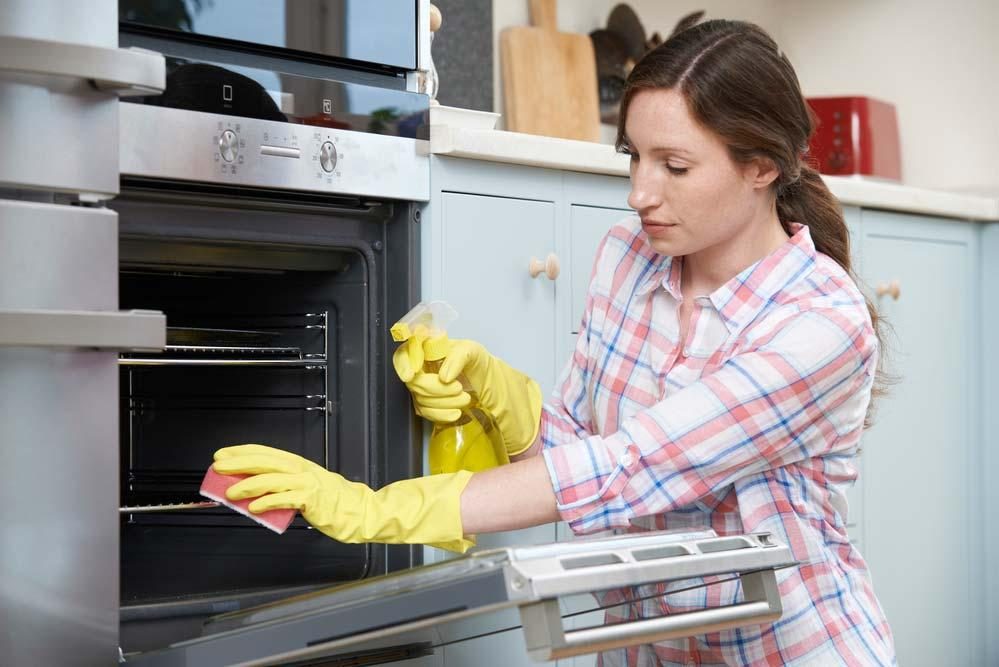 How to clean oven: types of oven