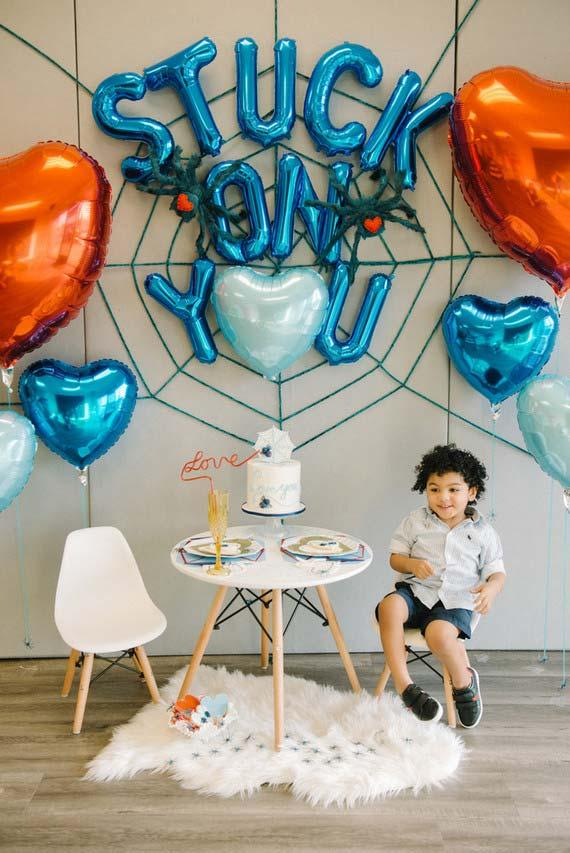 Children's party decoration: step-by-step and creative ideas 41