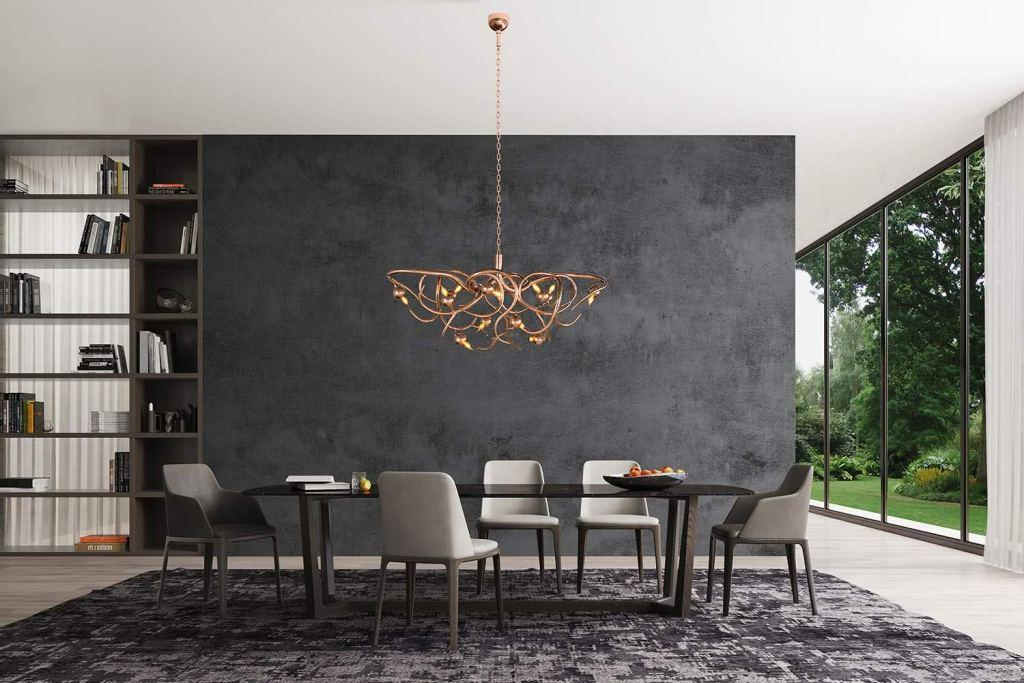 Chandelier models: 60 ideas to hit the light 20