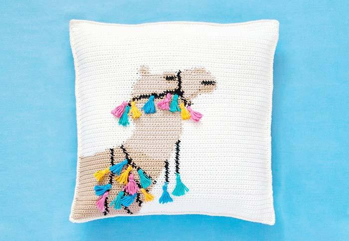 Crochet Cushion Cover: See Tutorials and Awesome Templates