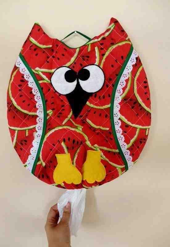 Pull Owl Bag: 60 ideas with photos and video step by step 55