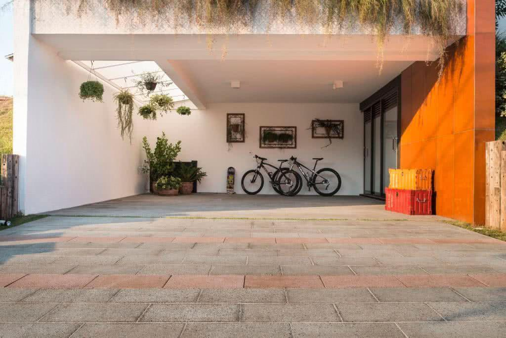 Garage floor: see the main types and ideas to be inspired 33