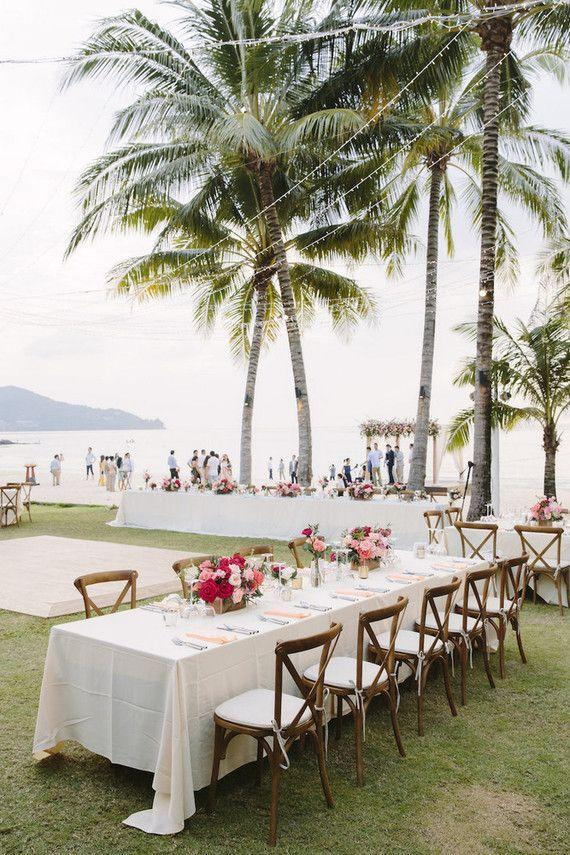 Beach Wedding Decoration: Inspiring Tips 17