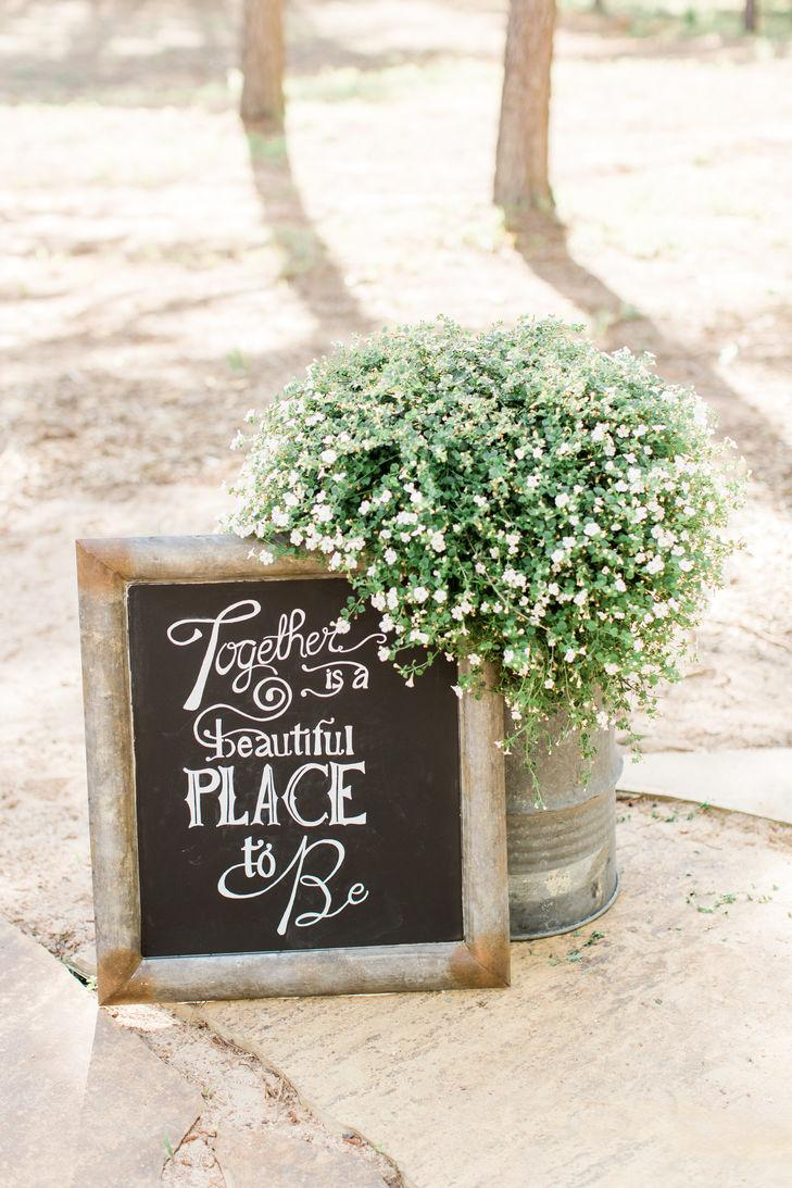 Rustic wedding: 80 decorating ideas, photos and DIY 34