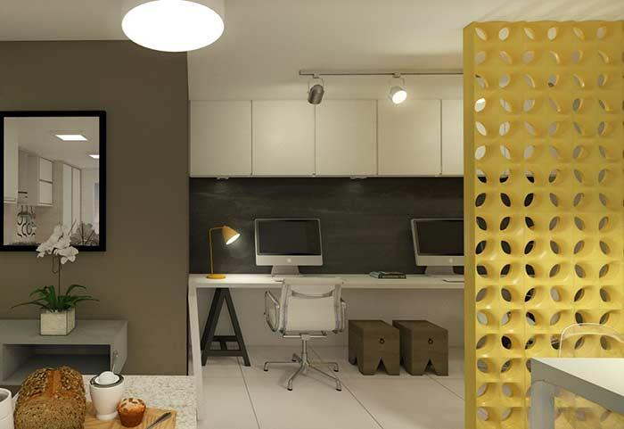 Cobogos: 60 ideas to insert elements in the decoration 28