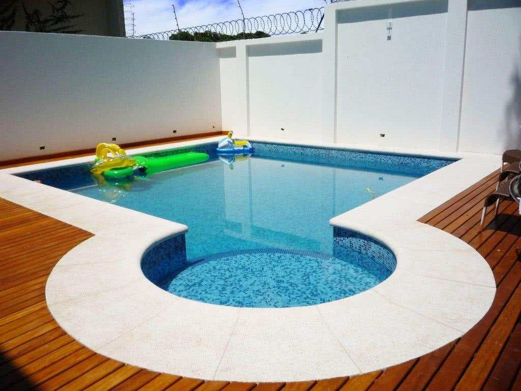 Vinyl Pool: What It Is, Advantages And Photos To Inspire 33