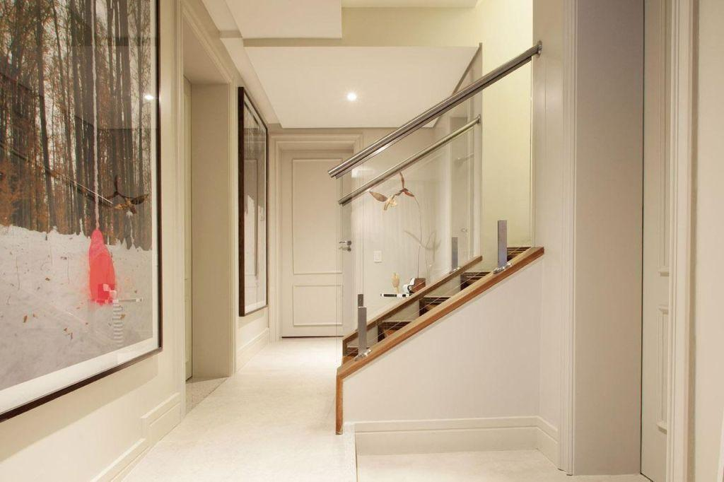 Stainless steel handrail: see tips and 60 models with photos 36