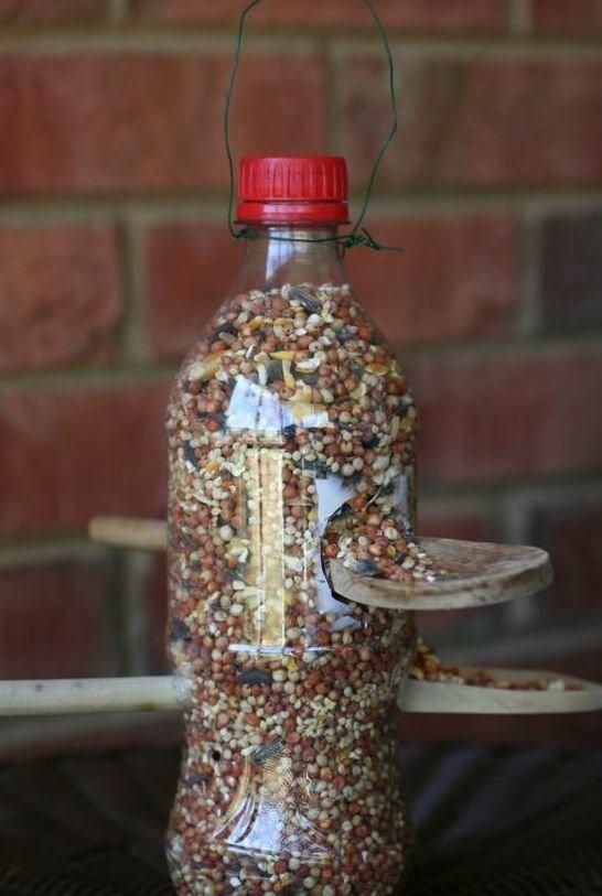 PET Bottle Craft: 68 Photos and Footsteps 33