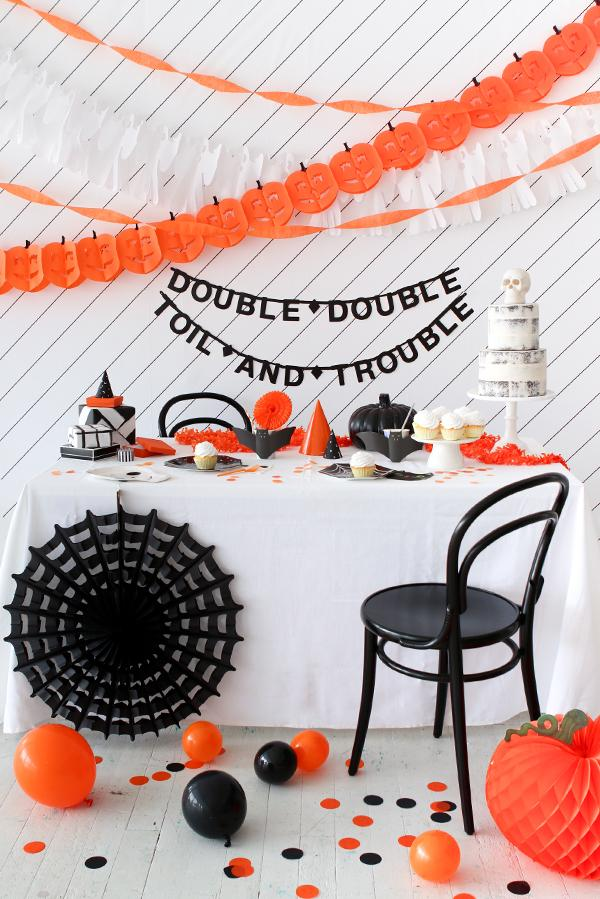 Halloween Party: 60 decorating ideas and theme photos 24