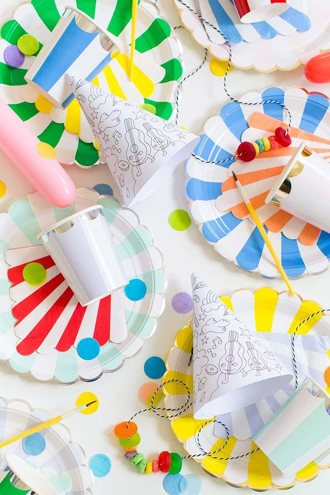 Children's party decoration: step-by-step and creative ideas 45