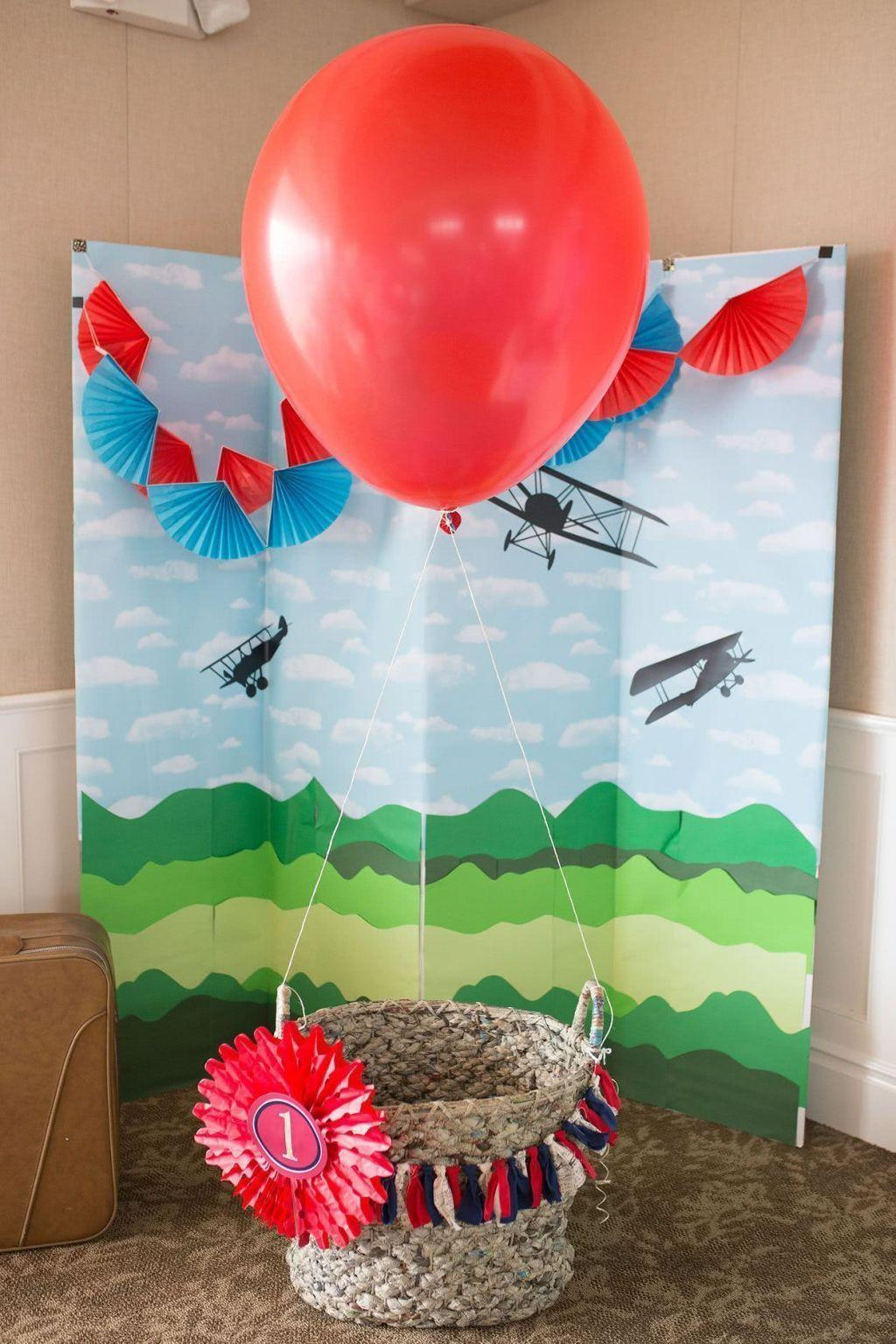Decoration with balloons: 85 inspirations to decorate 14