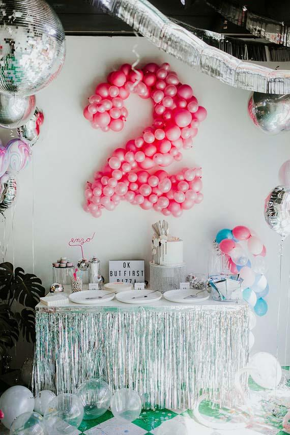Childrens party decoration: step-by-step and creative ideas 9