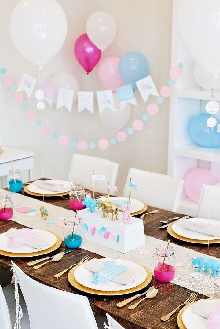 Baby Shower and Diaper Decoration: 70 Amazing Ideas and Photos 36
