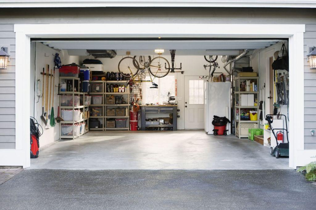 Garage floor: see the main types and ideas to be inspired 36