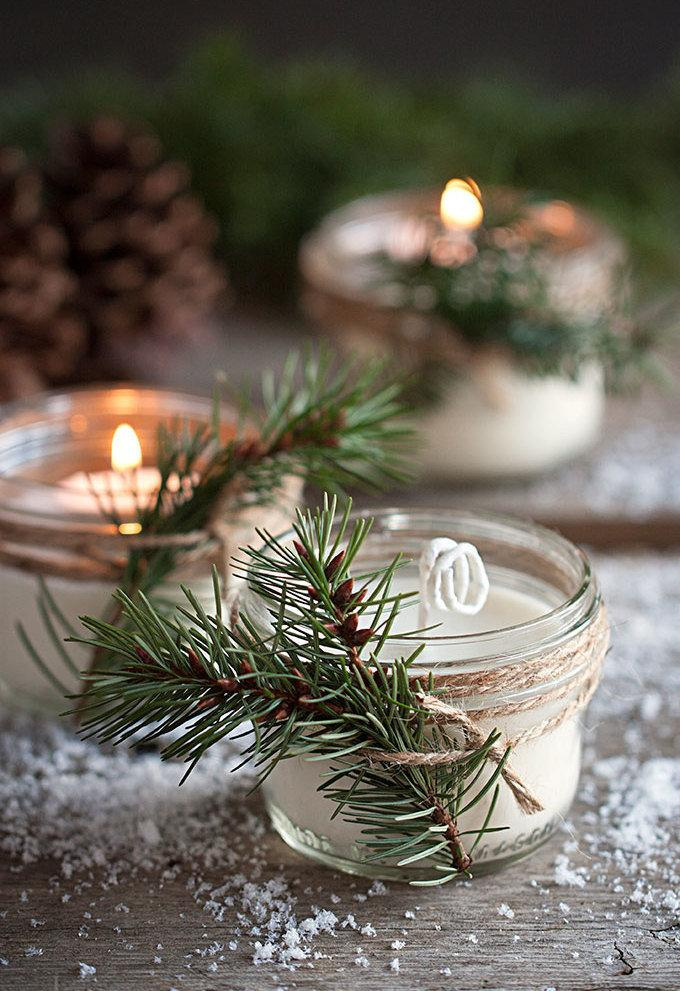 Simple and Cheap Christmas Decoration: 60 Perfect Ideas to Be Inspired 48