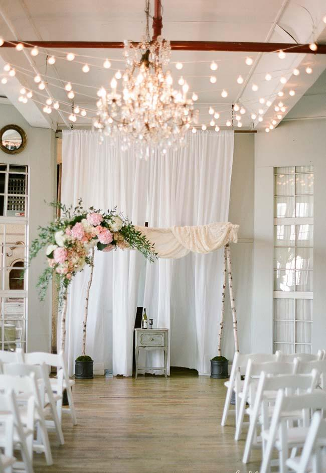 Special corner for wedding decoration 2018
