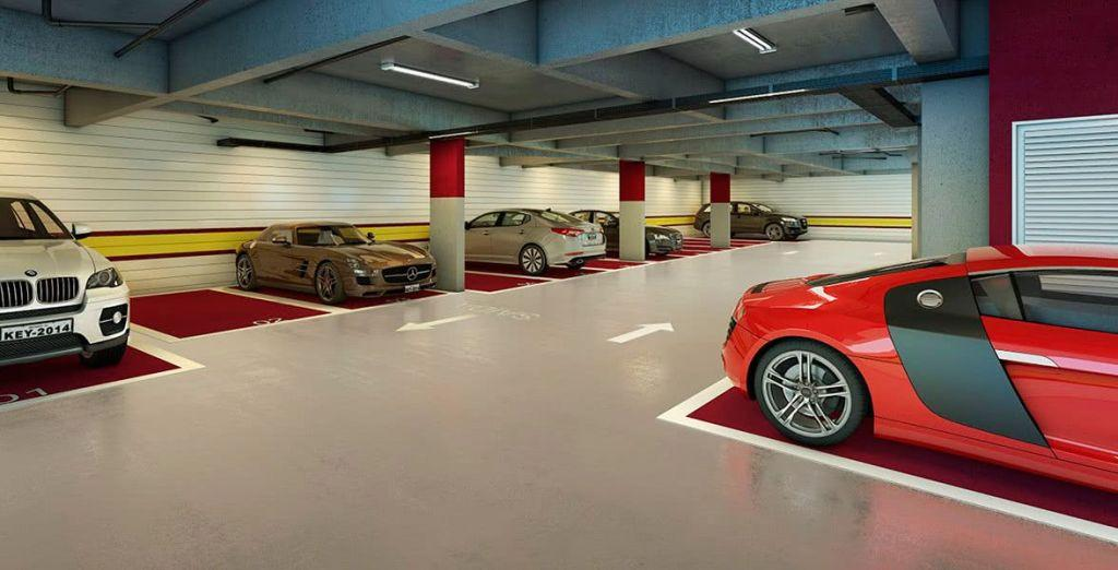 Garage floor: see key types and ideas for inspiration 12