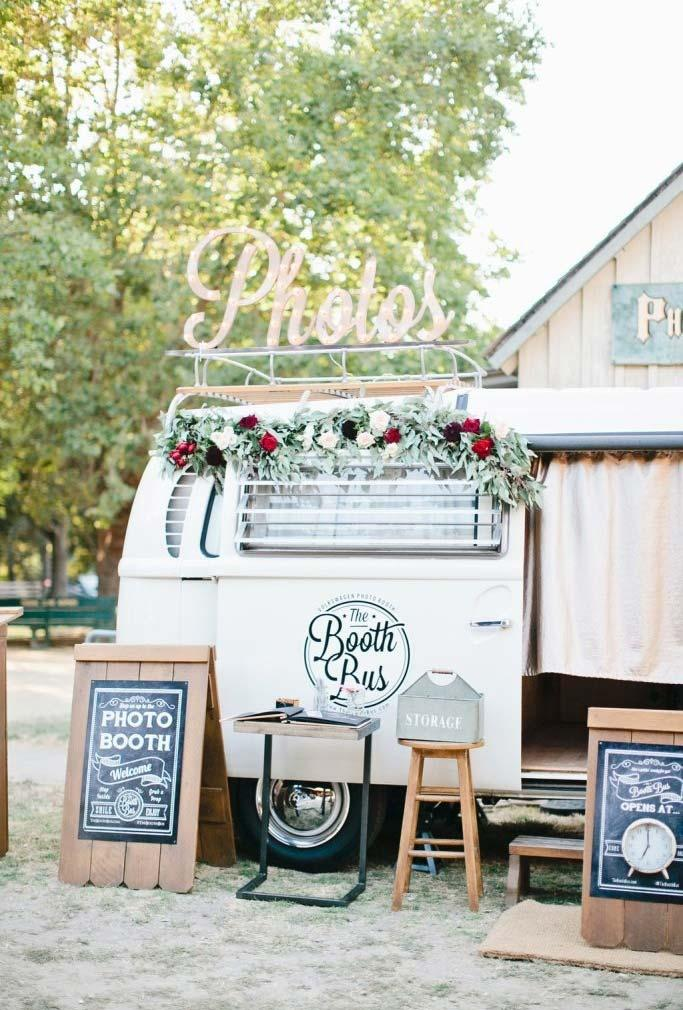 Mini wedding outdoor