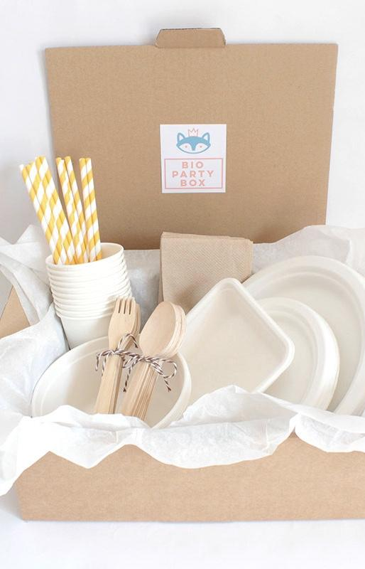 Partyware in the box: not to be missed!