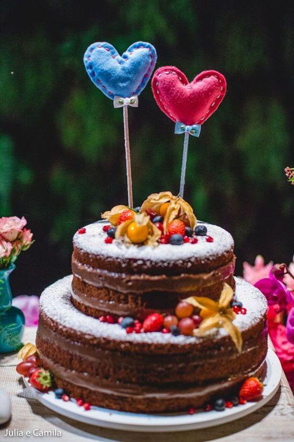 Fruit cake for cheap wedding