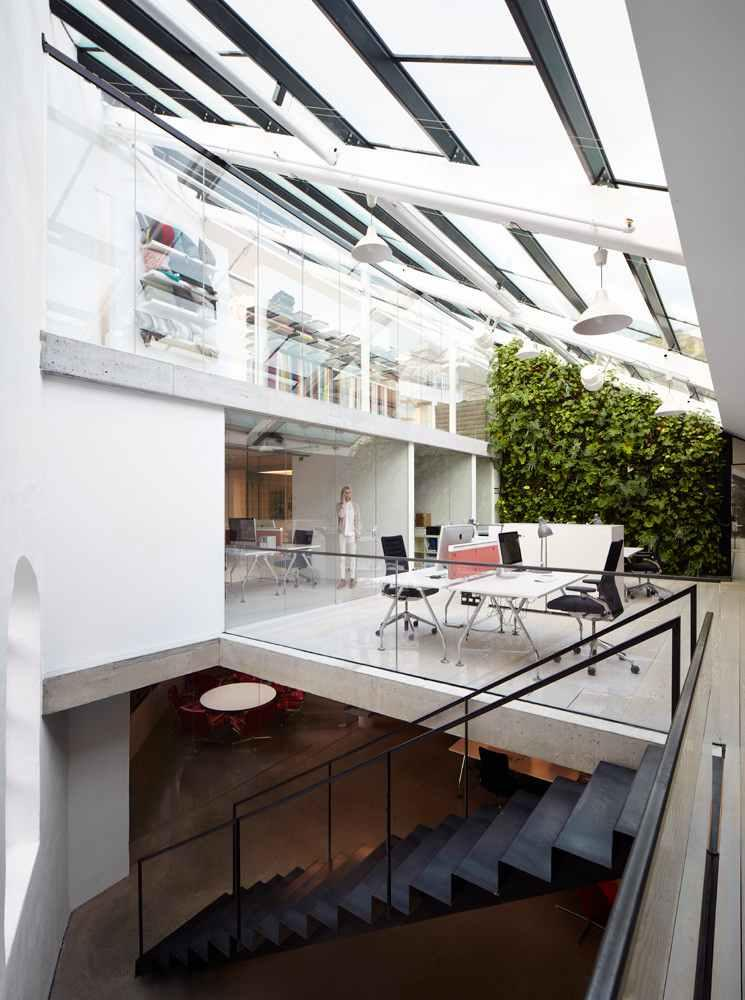 Glass roof: advantages, 60 photos and ideas to be inspired 42