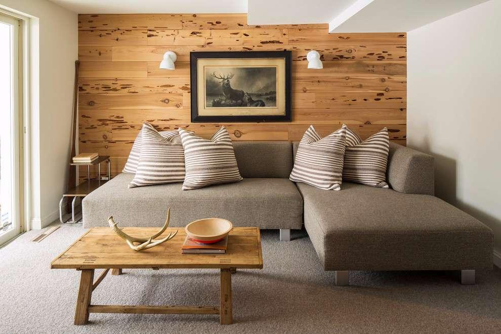 Wooden Wall: 56 Wonderful Ideas and How To