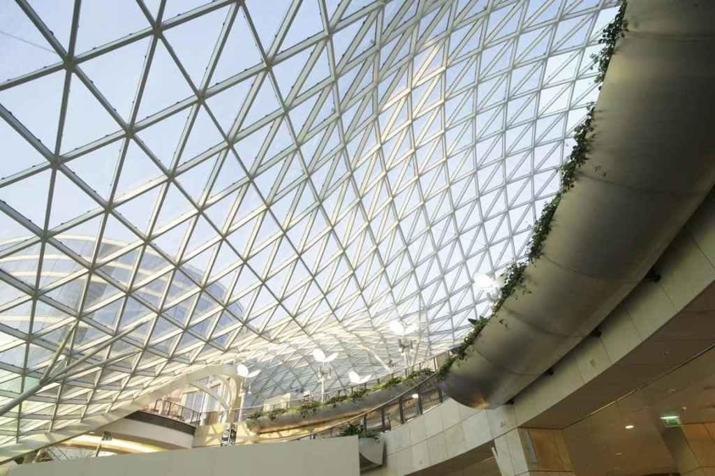 Glass roof: advantages, 60 photos and ideas to be inspired 58