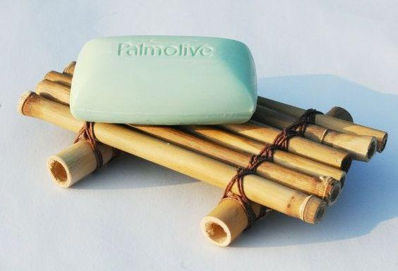 Bamboo Crafts: 60 models, photos and step by step DIY 13