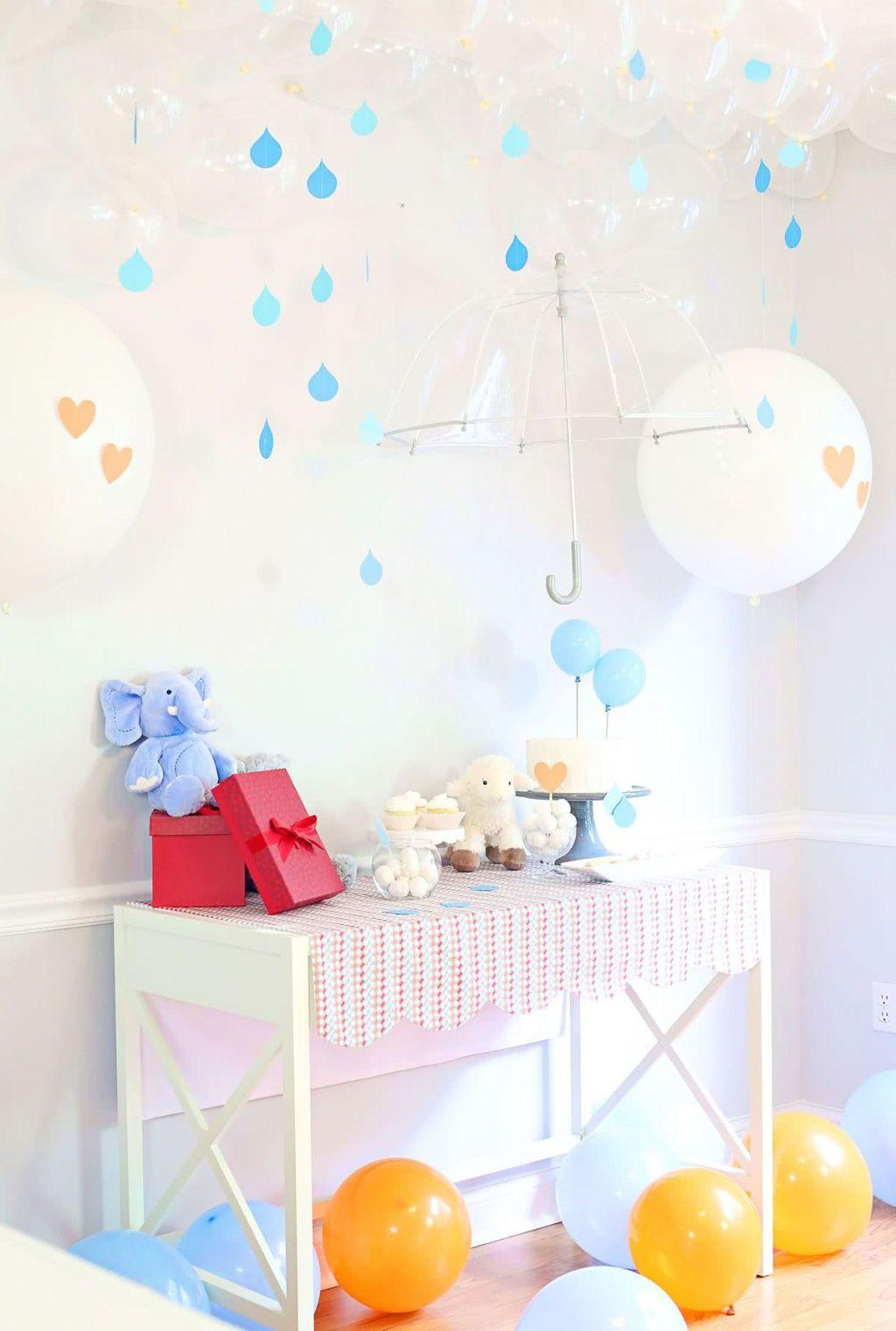 Baby Shower and Diaper Decoration: 70 Amazing Ideas and Photos 59