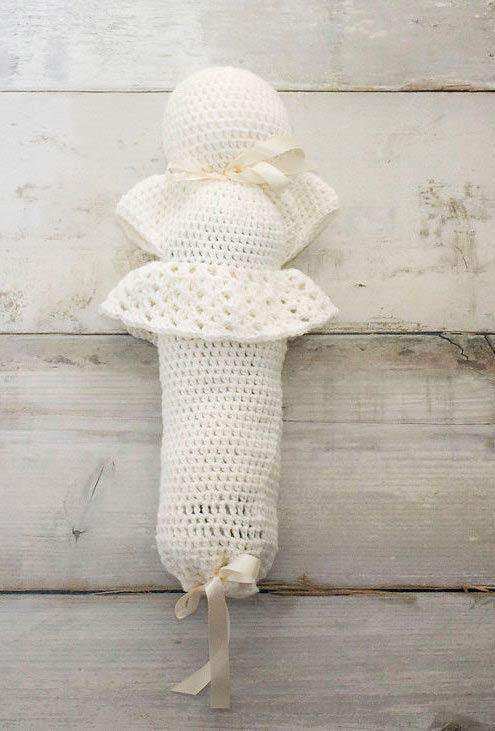 Pulling crochet bag: 60 models, ideas, and step by step 38