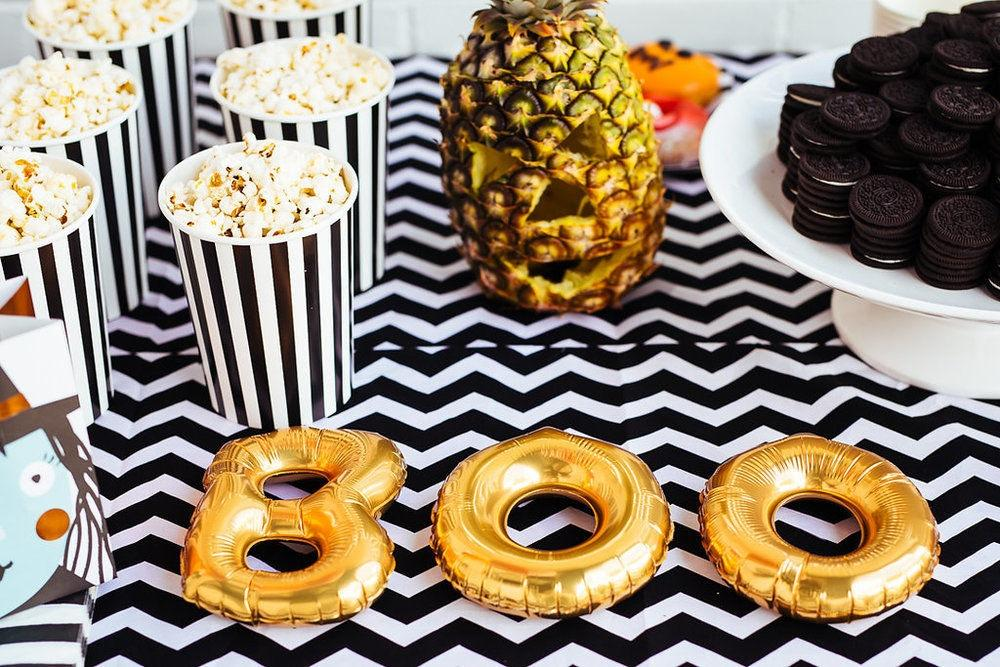 Halloween party: 60 decorating ideas and photos of theme 59
