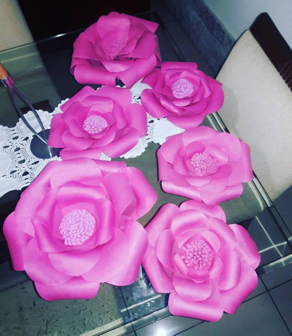 EVA Flowers: 70 ideas, templates and step by step 23