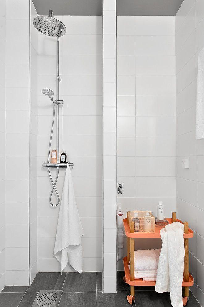 Bathroom Finishing: Types, Models and Photos 13