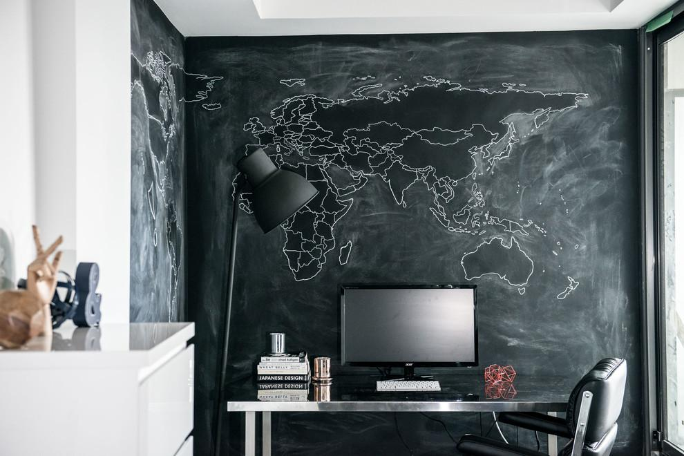 Wall board: 84 ideas, photos and how to do step by step 66