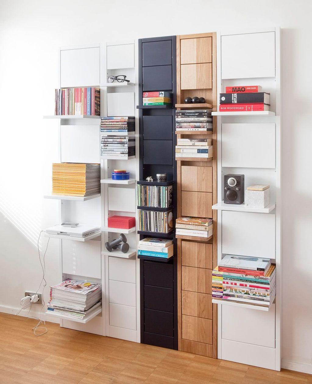 Creative Shelves: 60 Modern and Inspiring Solutions 18