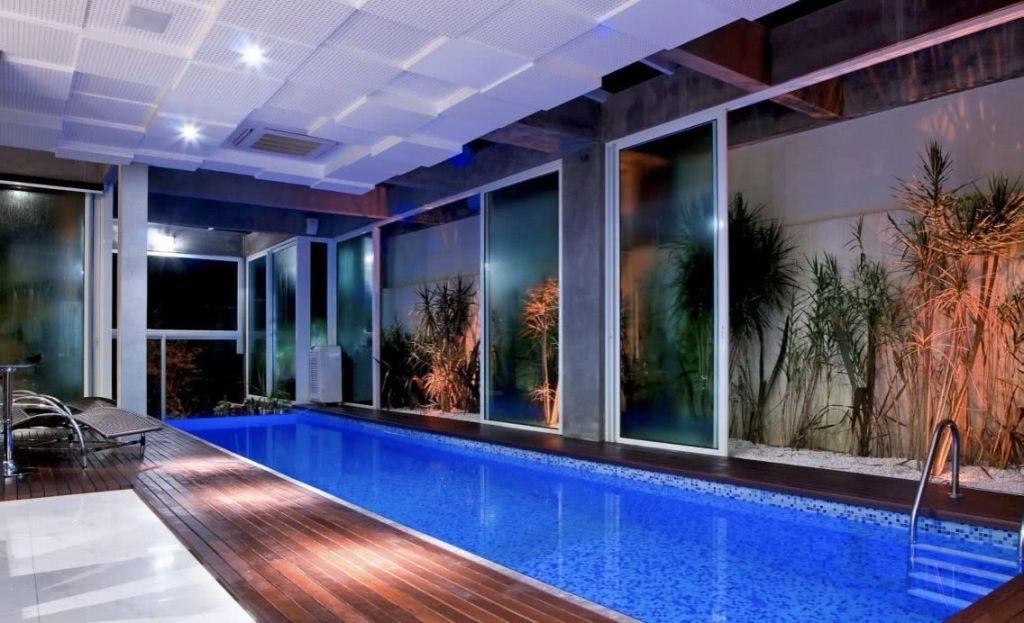 Vinyl Pool: What It Is, Advantages And Photos To Inspire 50