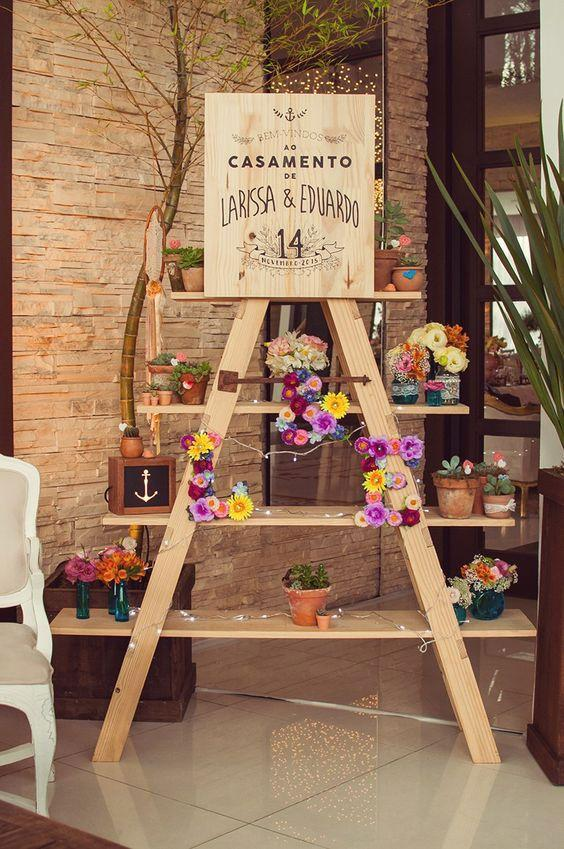 Simple wedding decoration: 95 sensational ideas to inspire 15