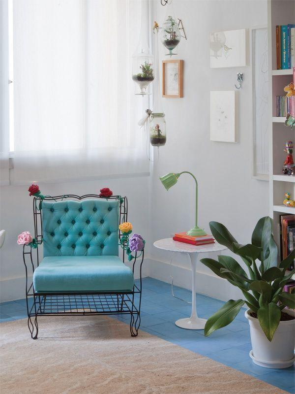 Reading Corner: 60 Decorating Ideas and How to Make 2