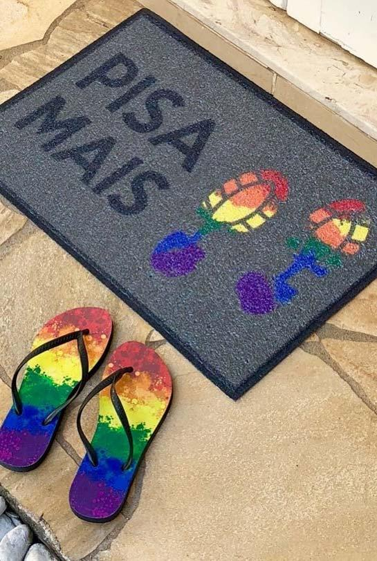 Funny doormats: welcome to brighten your home 27