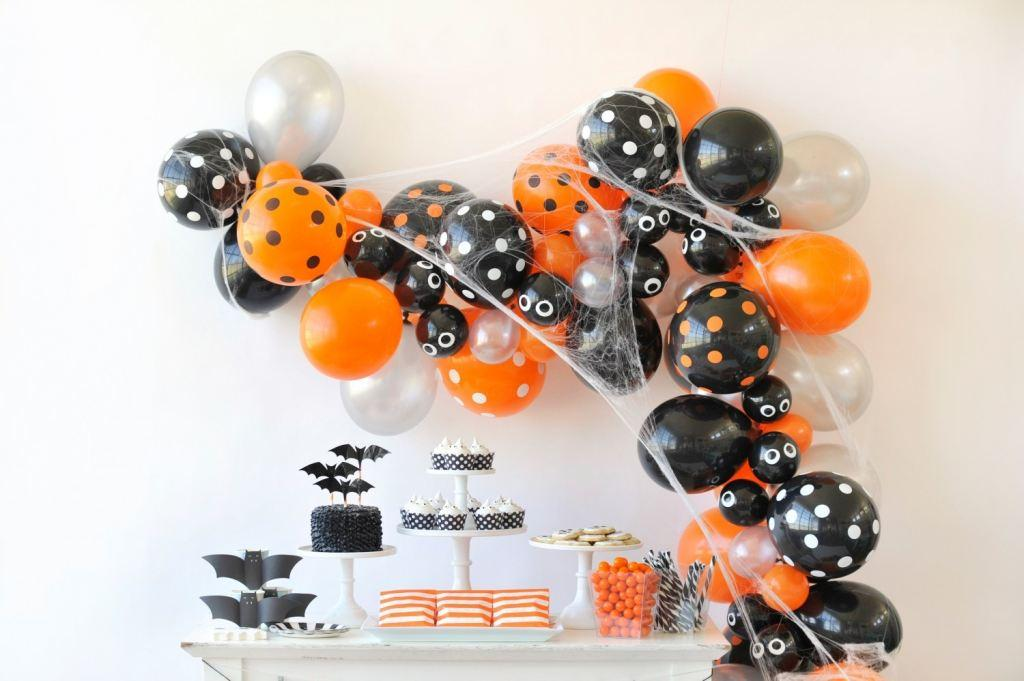 Halloween Party: 60 decorating ideas and theme 7 photos